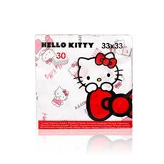 Hello Kitty  Hello Kitty 餐巾 (意大利制造)-30sheets
